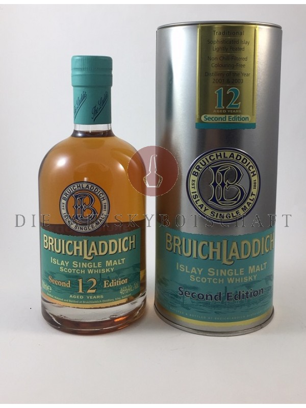 Bruichladdich 12 Jahre Second Edition