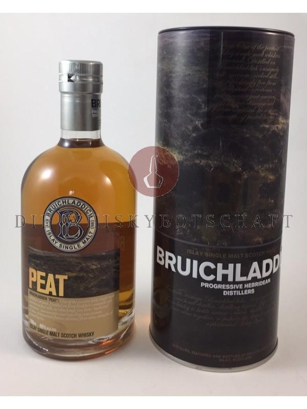 Bruichladdich Peat Top Rarität