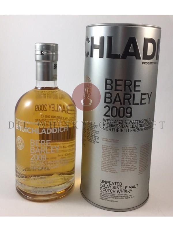 Bruichladdich Bere Barley 2009 Top Rarität