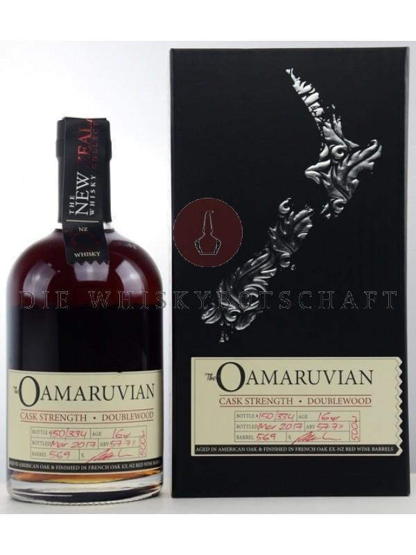 The Oamaruvian 16 Jahre 2001 / 2017