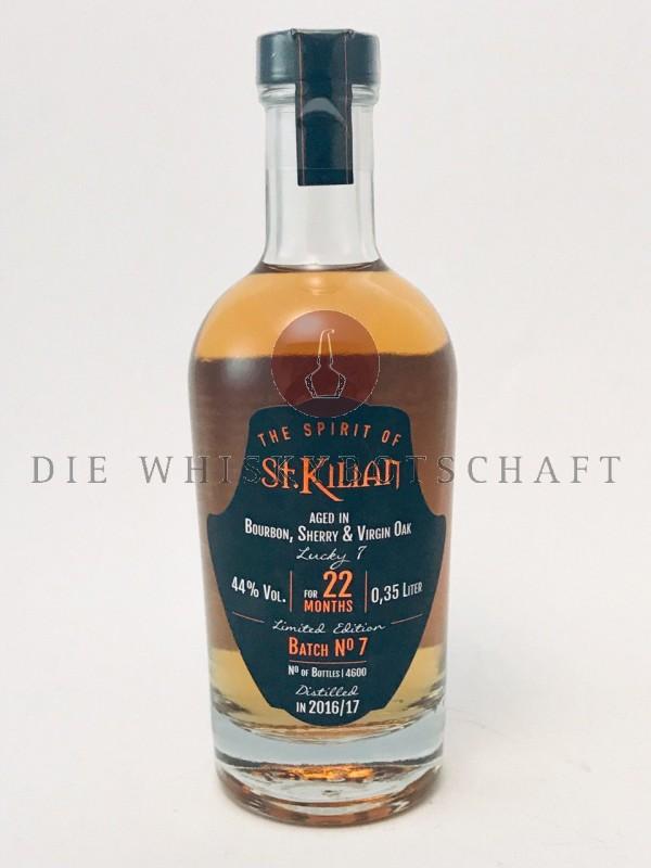 St. Kilian Batch No.7 - Lucky 7 - Limited Edition