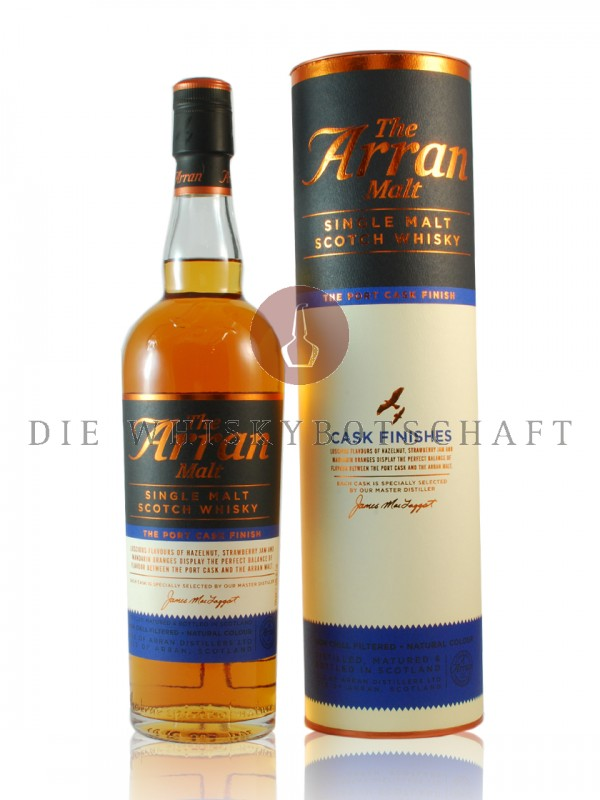 Arran Port Wood Finish