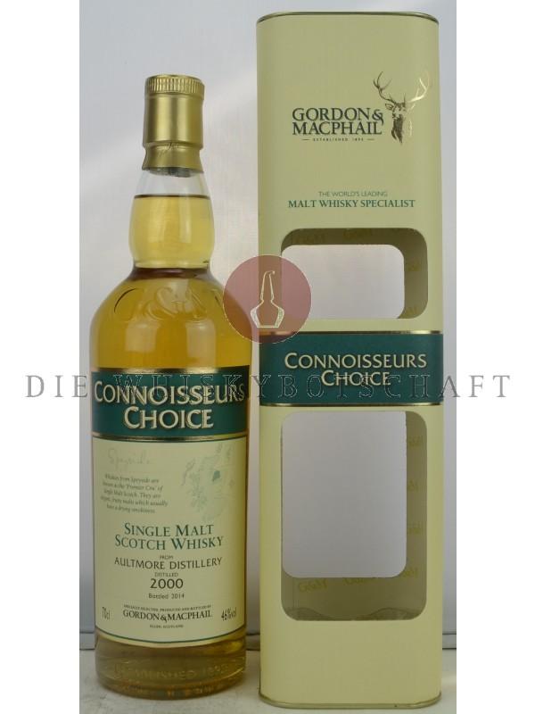 Aultmore 2000 / 2014 Gordon & MacPhail