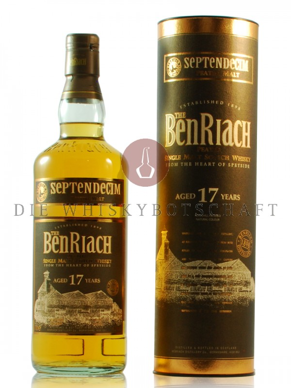 BenRiach 17 Jahre Septendecim