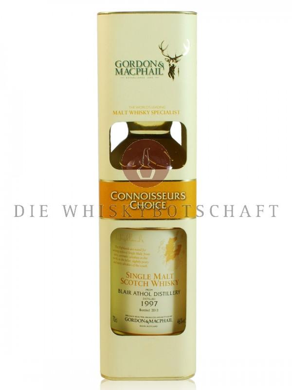 Blair Athol 1997 / 2013 Gordon & MacPhail Connoisseurs Choice