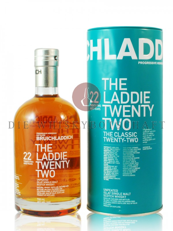 Bruichladdich 22 Jahre The Laddie Twenty Two
