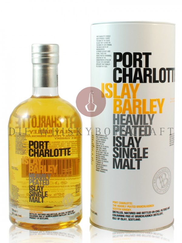 Bruichladdich Port Charlotte 2008 Islay Heavily Peated