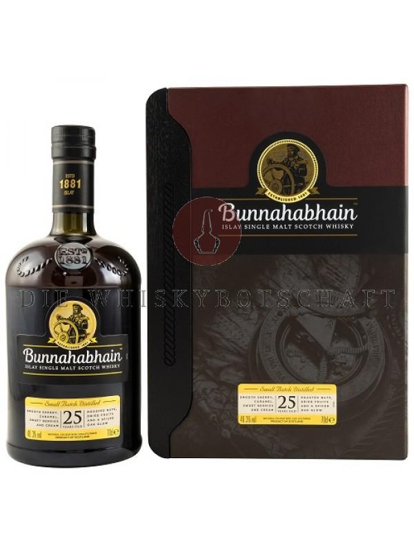 Bunnahabhain 25 Jahre