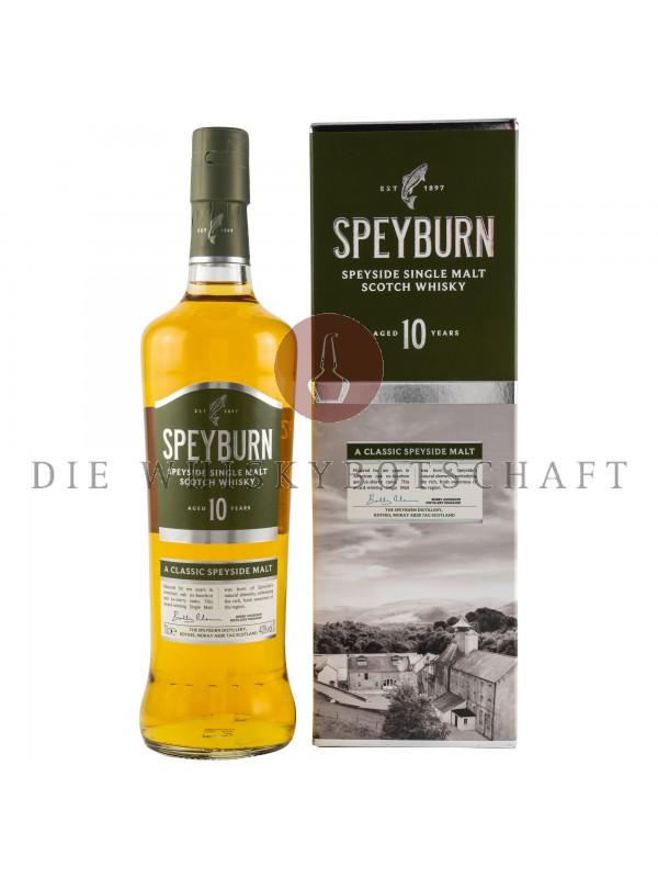 Speyburn 10 Jahre in Geschenkpackung