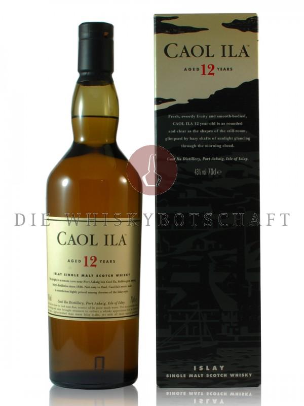 Caol Ila 12 Jahre