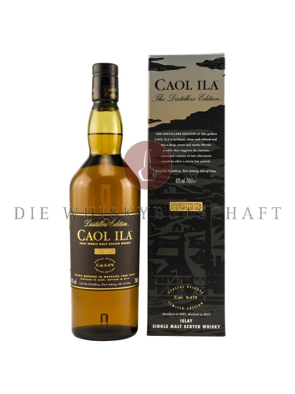 Caol Ila Distillers Edition 2007 / 2019