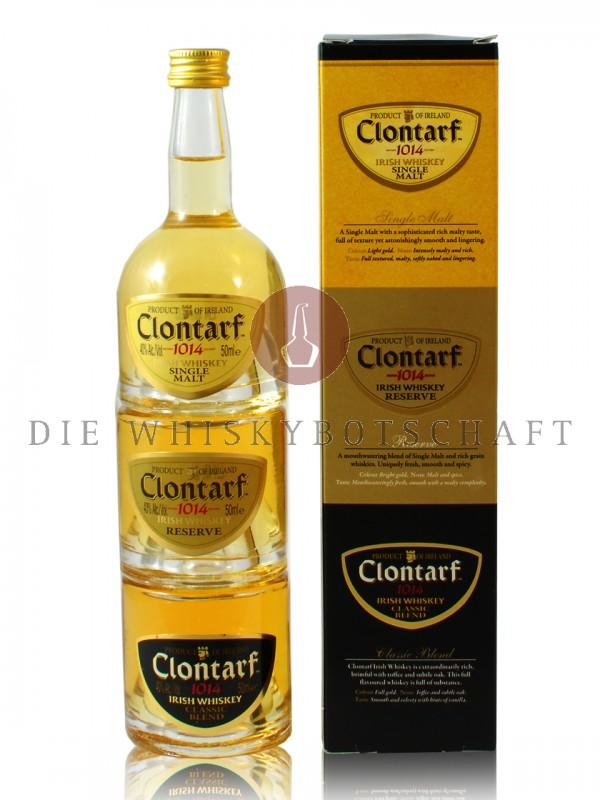 Clontarf Trinity Miniaturen-Set