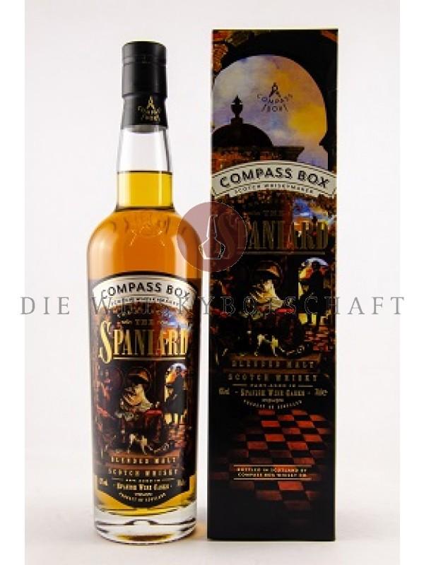 The Story of the Spaniard - Compass Box