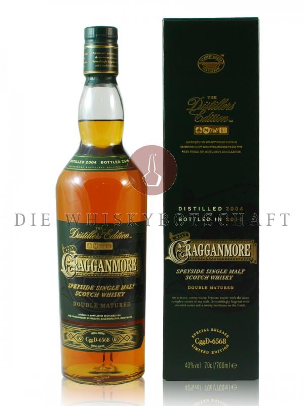 Cragganmore Distiller's Edition 2004 / 2016