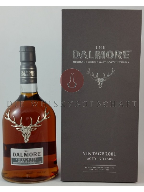 Dalmore Port Vintage Collection 15 Jahre 2001