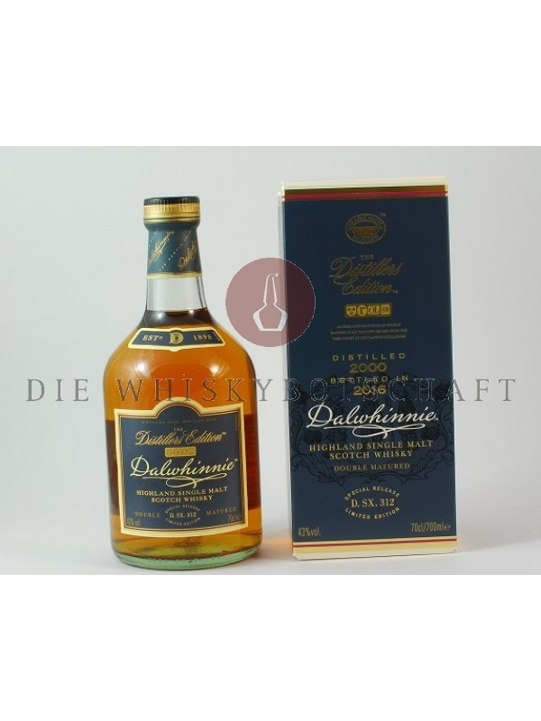 Dalwhinnie Distillers Edition 2000 / 2016
