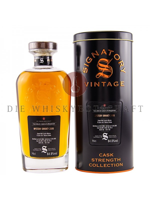 Private Edition No. 5 - Mystery Orkney 2006 13 Jahre - Signatory Vintage