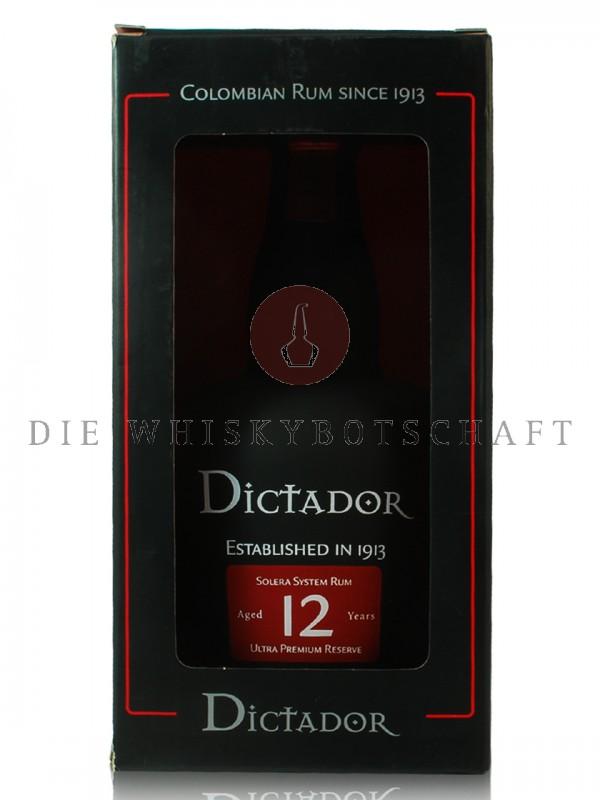 Dictador 12 Jahre