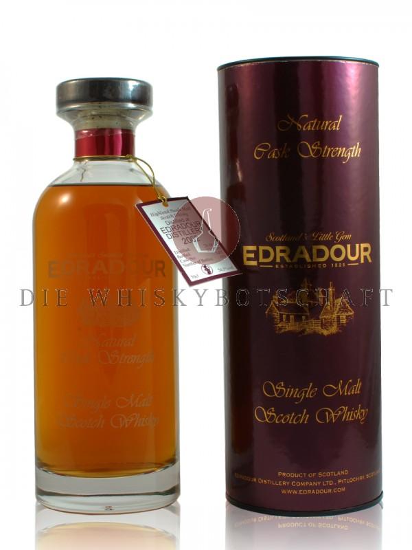 Edradour Vintage 2002 / 2016 Sherry Decanter
