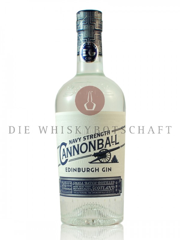 EG Edinburgh Gin Cannonball CS