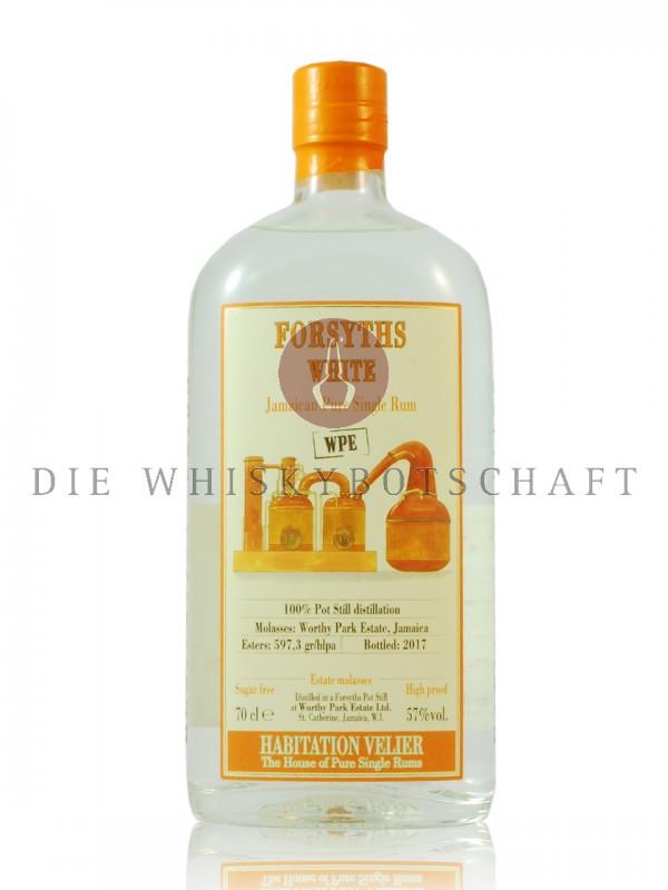 Forsyths White Rum 2017 CS