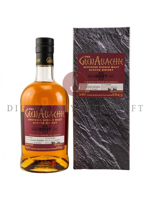 GlenAllachie 2007 / 2019 Single Cask 3774 - Madeira Hogshead