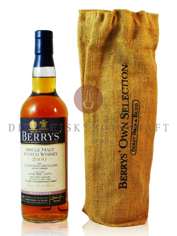 Glengoyne 13 Jahre 2000 / 2014 Berry Brothers