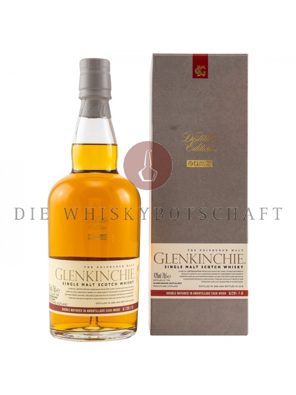 Glenkinchie Distiller's Edition Amontillado Sherry Finish 2006 / 2018