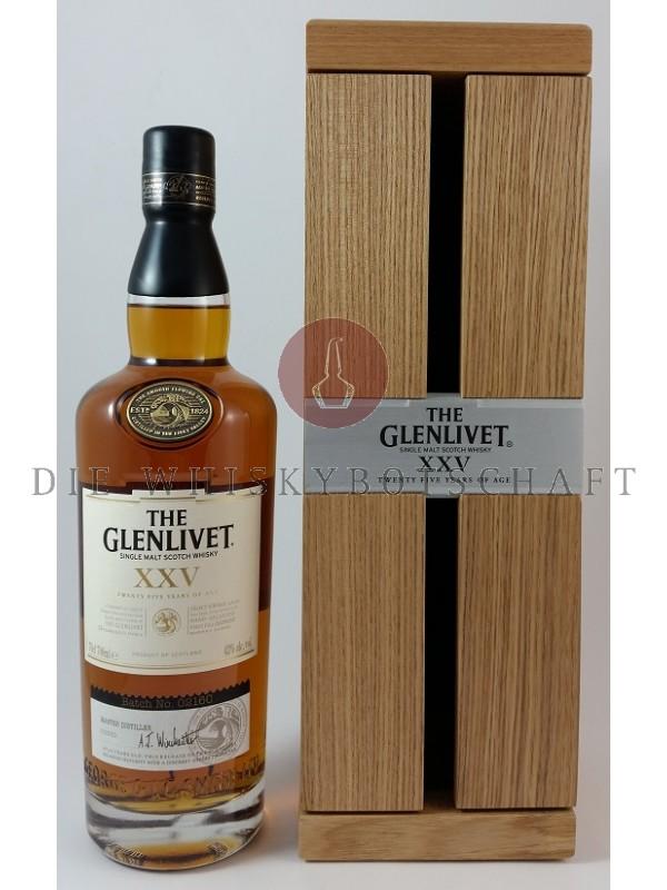 Glenlivet XXV 25 Jahre