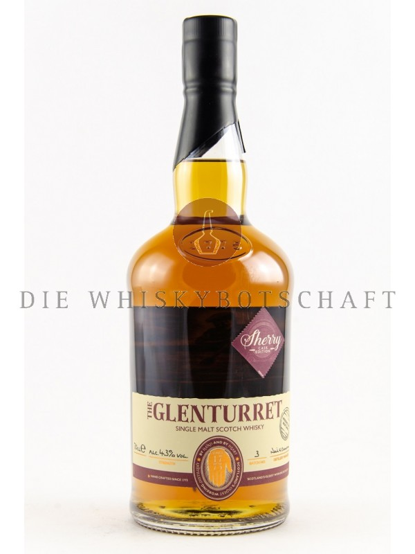 Glenturret Sherry Cask