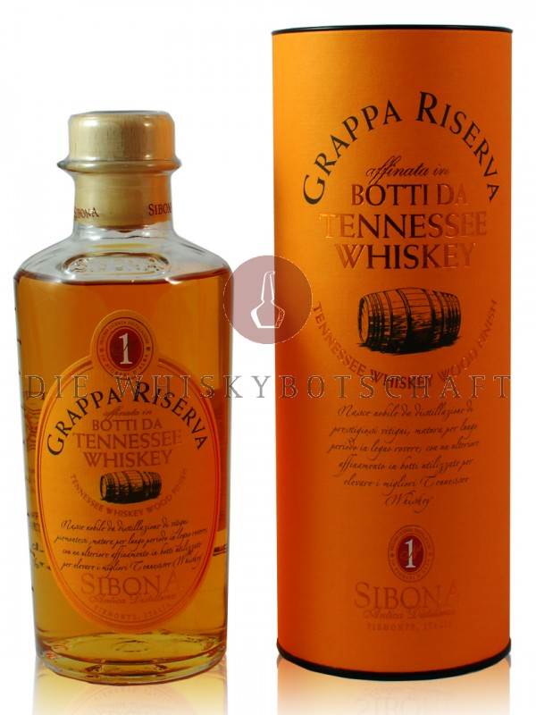 Grappa Riserva Botti Da Tennessee Whiskey