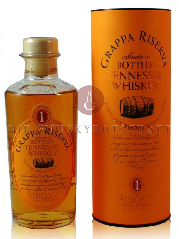 Grappa Riserva Botti Da Tennessee Whiskey