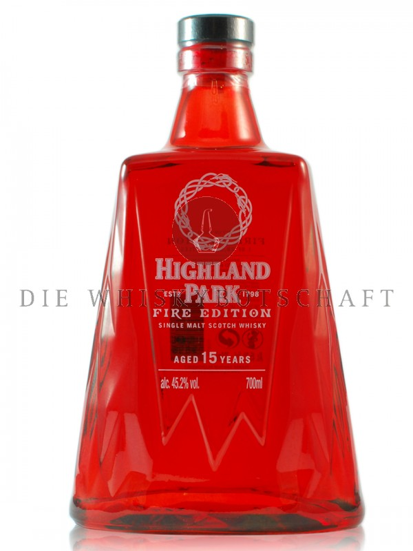 Highland Park Fire Edition 15 Jahre