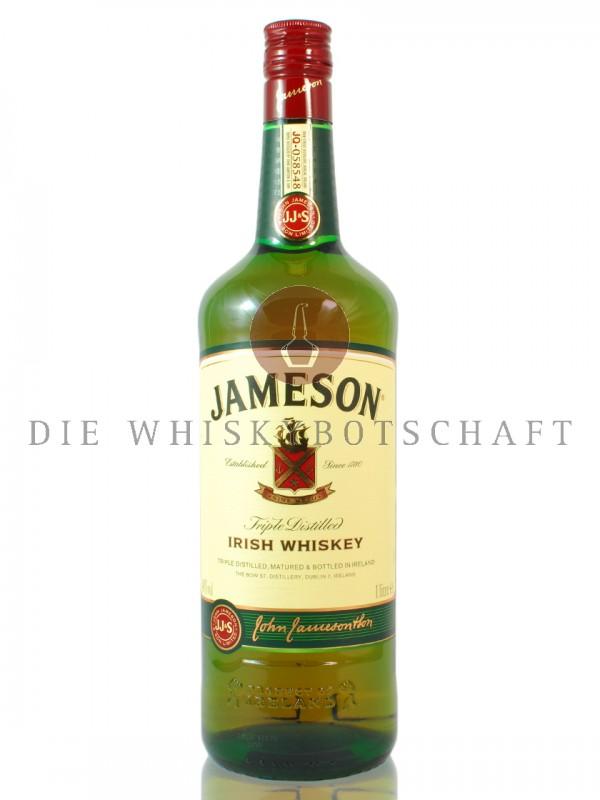 Jameson Whiskey 1l