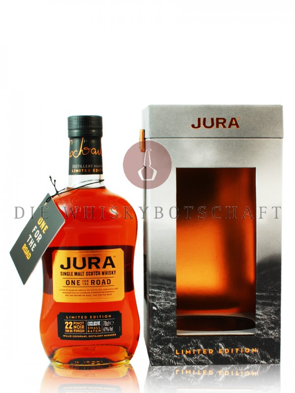 Jura 22 Jahre One For The Road