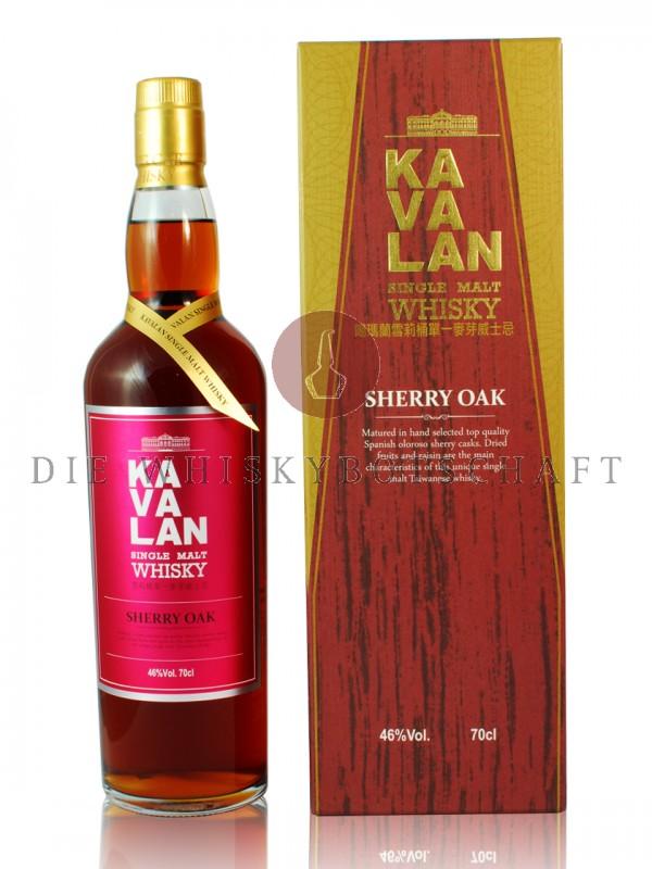 Kavalan Sherry Oak