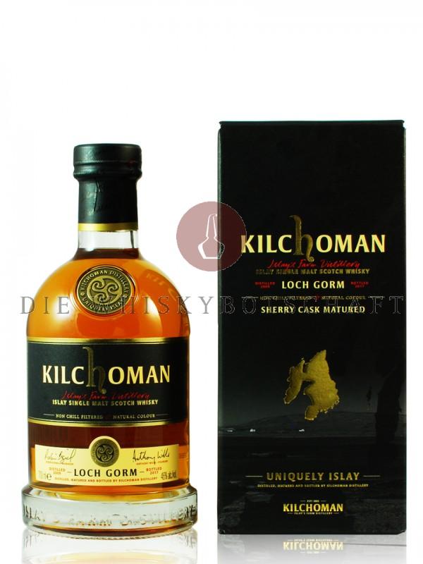 Kilchoman 2018 Loch Gorm
