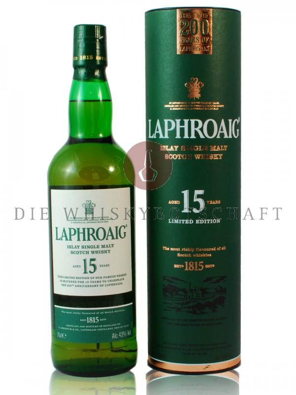 Laphroaig 15 Jahre
