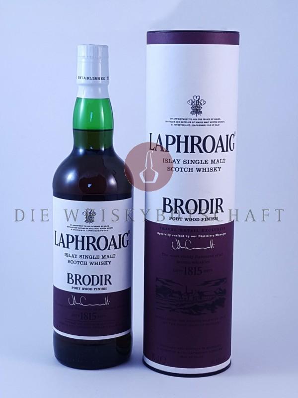 Laphroaig Brodir ohne Batchnr.