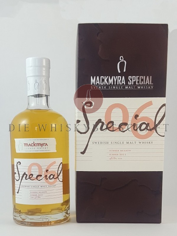 Mackmyra Special 06 Summer Meadow Summer 2011