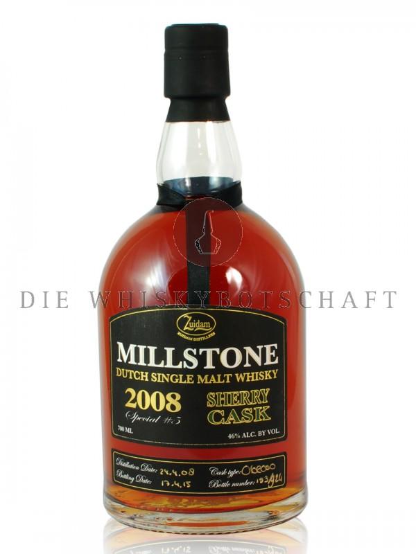 Millstone 6 Jahre 2008 / 2015 Sherry Cask