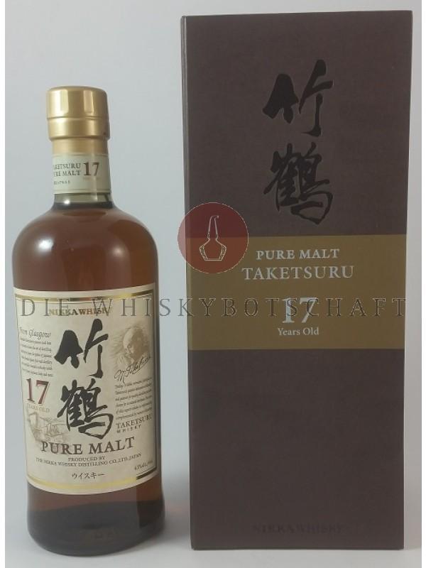 Nikka Taketsuru 17 Jahre