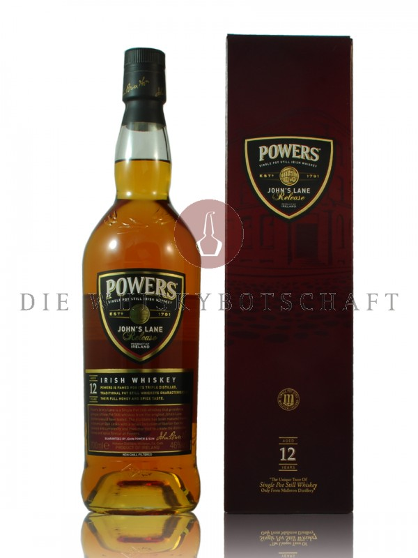 Powers 12 Jahre John´s Lane Release
