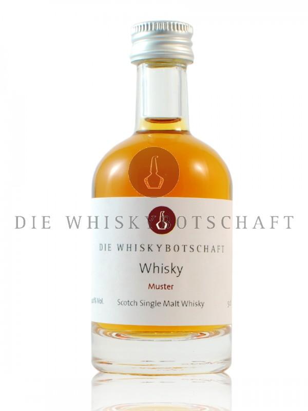 Raritäten Sample - Cú Dhub - The Black Single Malt Whisky