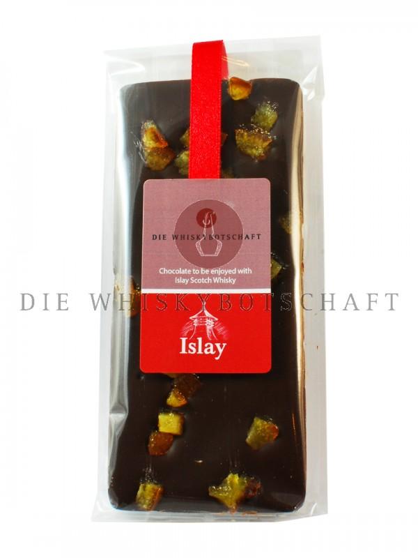 Schokolade zum Islay Whisky 50 g