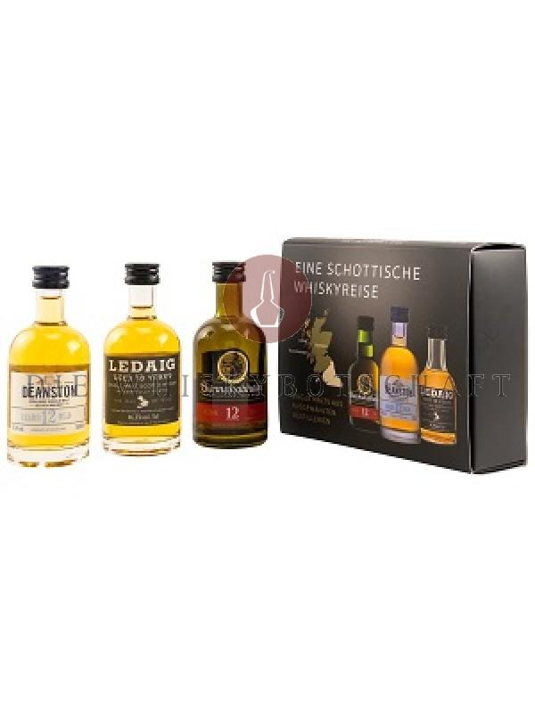 Single Malt Collection - Eine schottische Whiskyreise