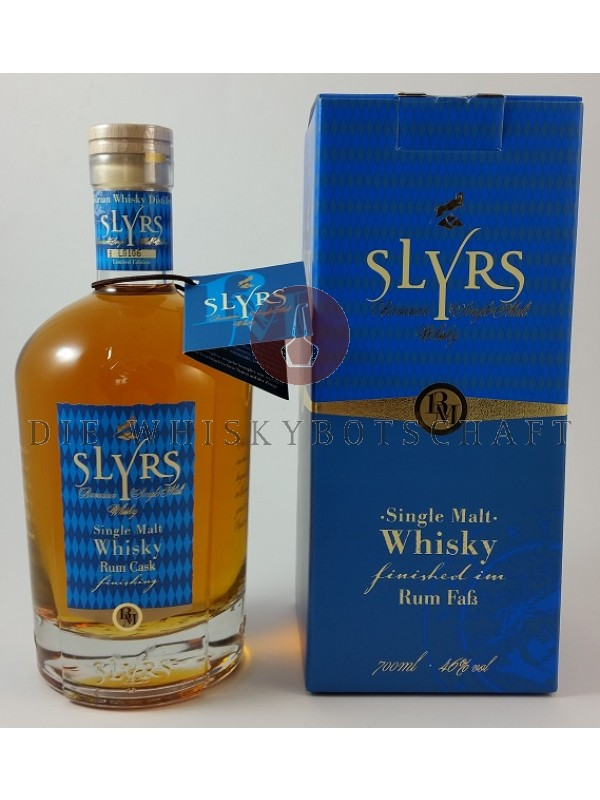 Slyrs Rum Fass