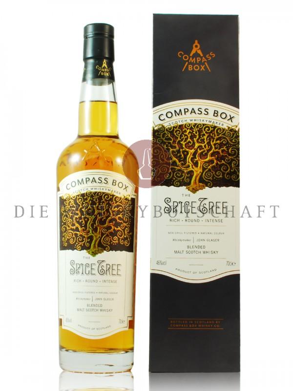 Spice Tree Compass Box