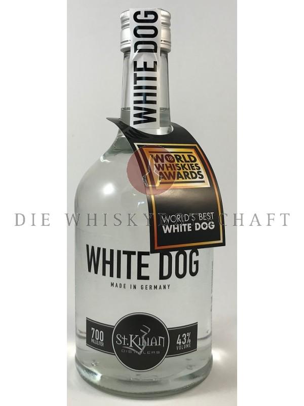 White Dog St. Kilian 43 Prozent