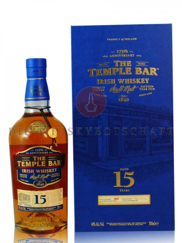 Temple Bar 15 Jahre